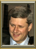 Stephen Harper in Richmond - Photo by Sam Wade